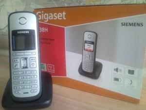 Телефон Siemens класса комфорт по цене бюджетного infrus.ru