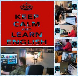 KEEP CALM AND LEARN ENGLISH: Антикризисная акция