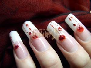 Скидка 50% на услуги ногтевого сервиса