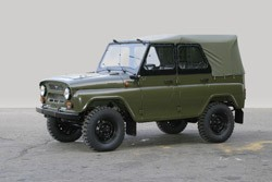 "UAZ ""Hunter"" 315196-130 infrus.ru"