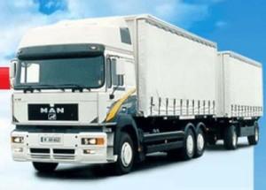 Доставка сборных грузов из Санкт-Петербурга в Москву.