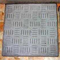 Тротуарная плитка 40x40 ПАРКЕТ.серая