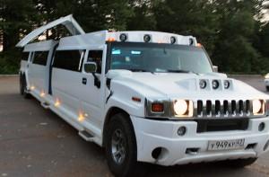 New Лимузин Хаммер H2, 2012 г., трёхосный