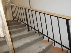 Лестничные ограждения-перила