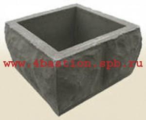 Заборы, элементы ограждения, Блок Столба БС-30