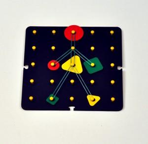 Математический планшет (Большой геометрик)