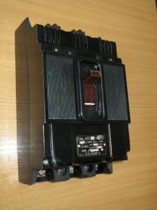 Автоматический выключатель А 3124 15-100А infrus.ru