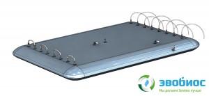 ФЕРМЕР-20 - биоустановка по переработке органических отходов с рабочим объемом реактора 20 куб. м