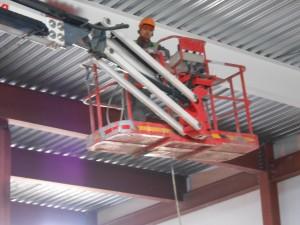 Опытные бригады квалифицированных специалистов выполнят огнезащиту строительных конструкций infrus.ru