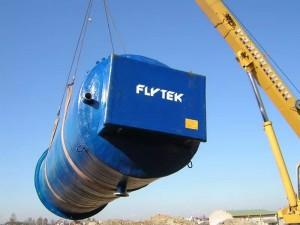 КНС (канализационные насосные станции) Flytek