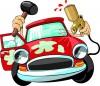 """Логотип АВТОЦЕНТР """"ПУШКИНСКИЙ"""", Ремонт легковых и грузовых автомобилей 100% услуг"""